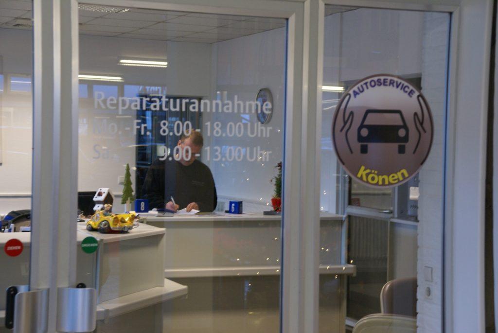 Autoservice Wilhelm Könen